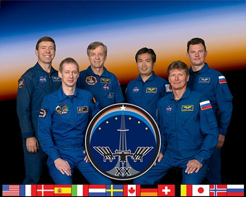 ISS Expedition 20
