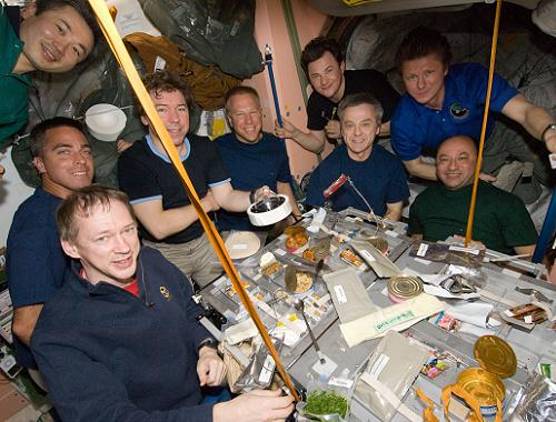 STS-127 & Expedition 20