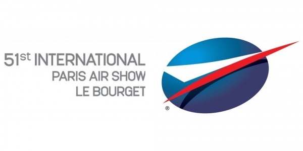Logo Paris Air Show 2015