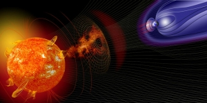 Brussel verwelkomt het Europees Space Weather Coordination Centre