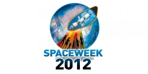 Logo Space Week 2012