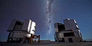 De Very Large Telescope in Chili